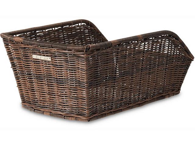 Basil Cento-Rattan Look Basket, nature brown